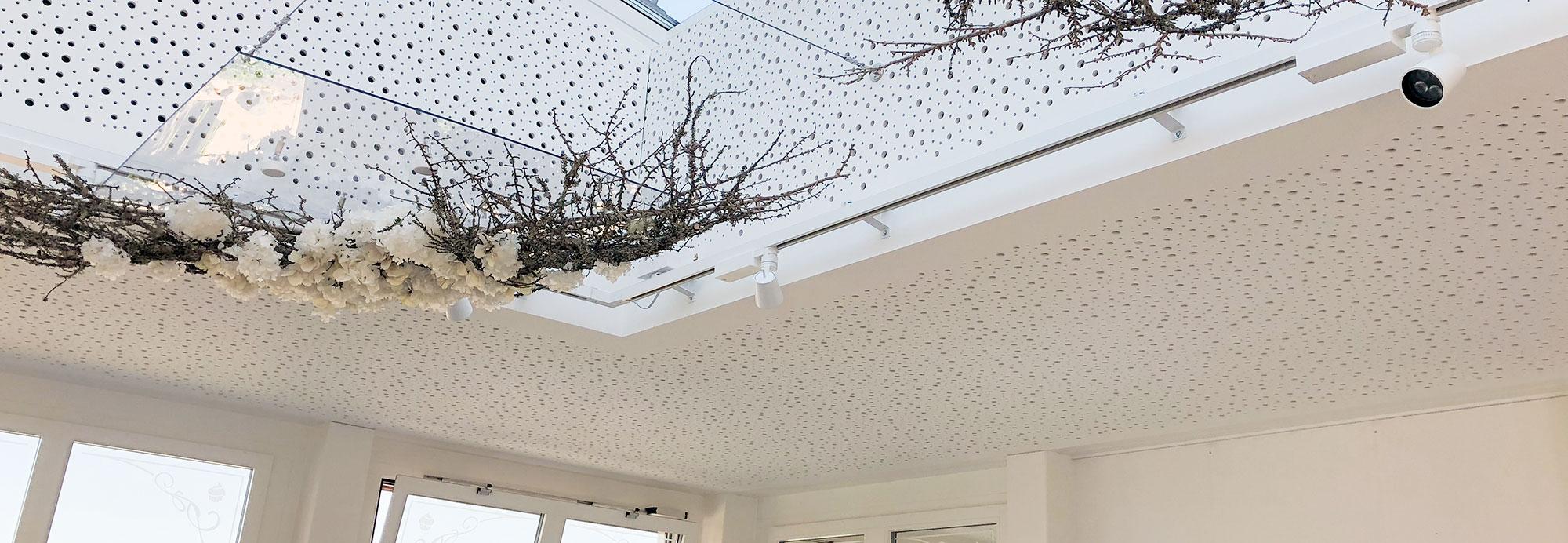 Die Vogel Trockenbaumontage GmbH hilft bei Deckenbekleidung, Wandsysteme, Gipsarbeiten, Brandschutz oder Trockenböden! Rufen sie uns jetzt an!